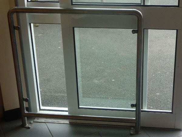 Sliding Door Safety Screen Stainless Steel